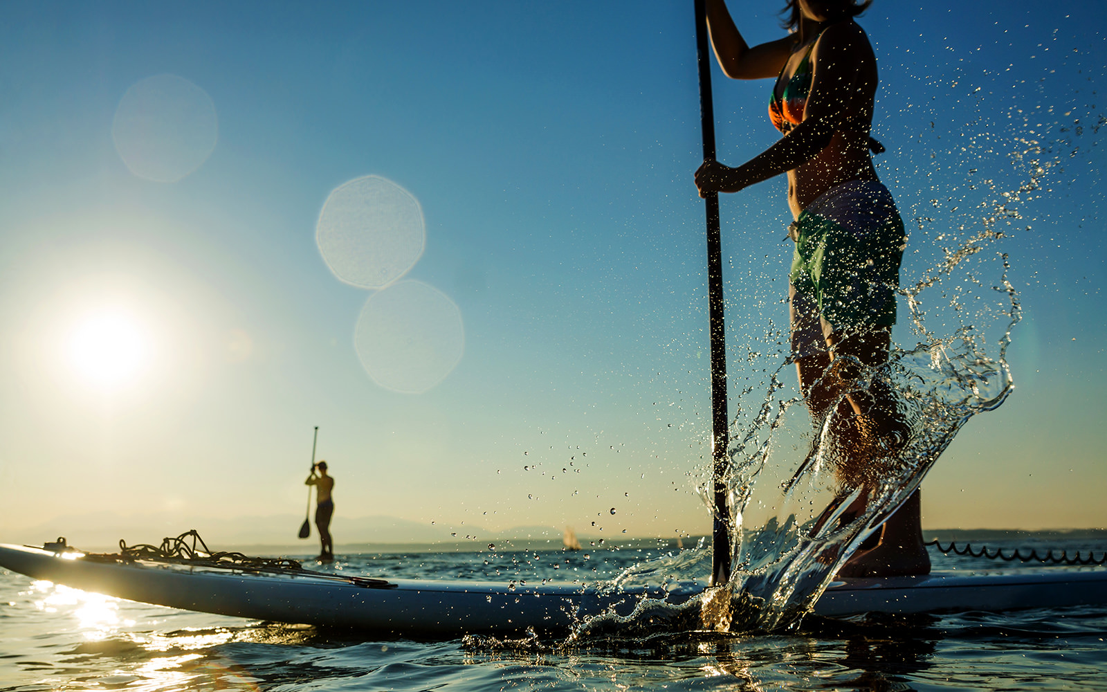 Stand-Up Paddleboard Rentals (SUP)